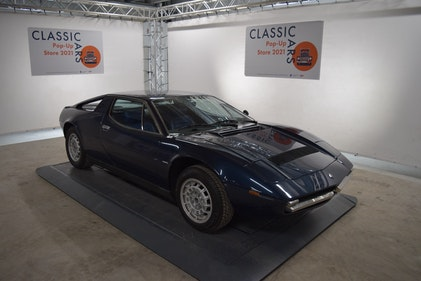 Picture of Maserati Merak SS 1976 For Sale by Auction