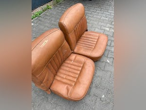 1960 front seats Maserati GT touring For Sale (picture 1 of 1)