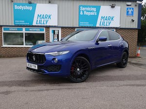 2017 RESERVED - PENDING PAYMENT Maserati levante v6 3.0 45k For Sale (picture 1 of 12)