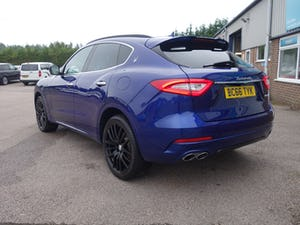 2017 RESERVED - PENDING PAYMENT Maserati levante v6 3.0 45k For Sale (picture 2 of 12)