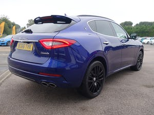 2017 RESERVED - PENDING PAYMENT Maserati levante v6 3.0 45k For Sale (picture 4 of 12)