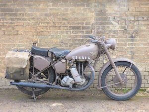 Picture of 1948 Matchless G3L 350cc SOLD