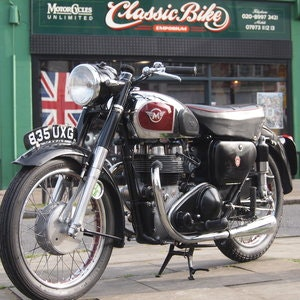 Picture of 1956 Matchless G9 500cc  RESERVED FOR AGNES. SOLD