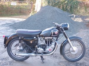 Picture of 1957 Matchless G80S 500cc SOLD
