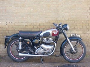 Picture of 1951 Matchless G9 Clubman 500cc SOLD