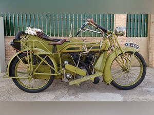 1921 MATCHLESS MODEL H COMBINATION MAG ENGINE 1000 For Sale (picture 1 of 12)