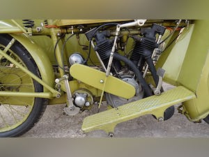 1921 MATCHLESS MODEL H COMBINATION MAG ENGINE 1000 For Sale (picture 3 of 12)