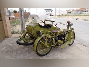 1921 MATCHLESS MODEL H COMBINATION MAG ENGINE 1000 For Sale (picture 5 of 12)