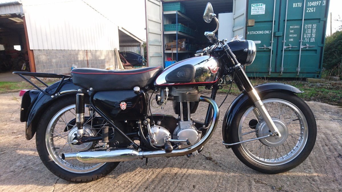 1958 Matchless G80S 500cc - Provisionally Sold SOLD (picture 3 of 6)
