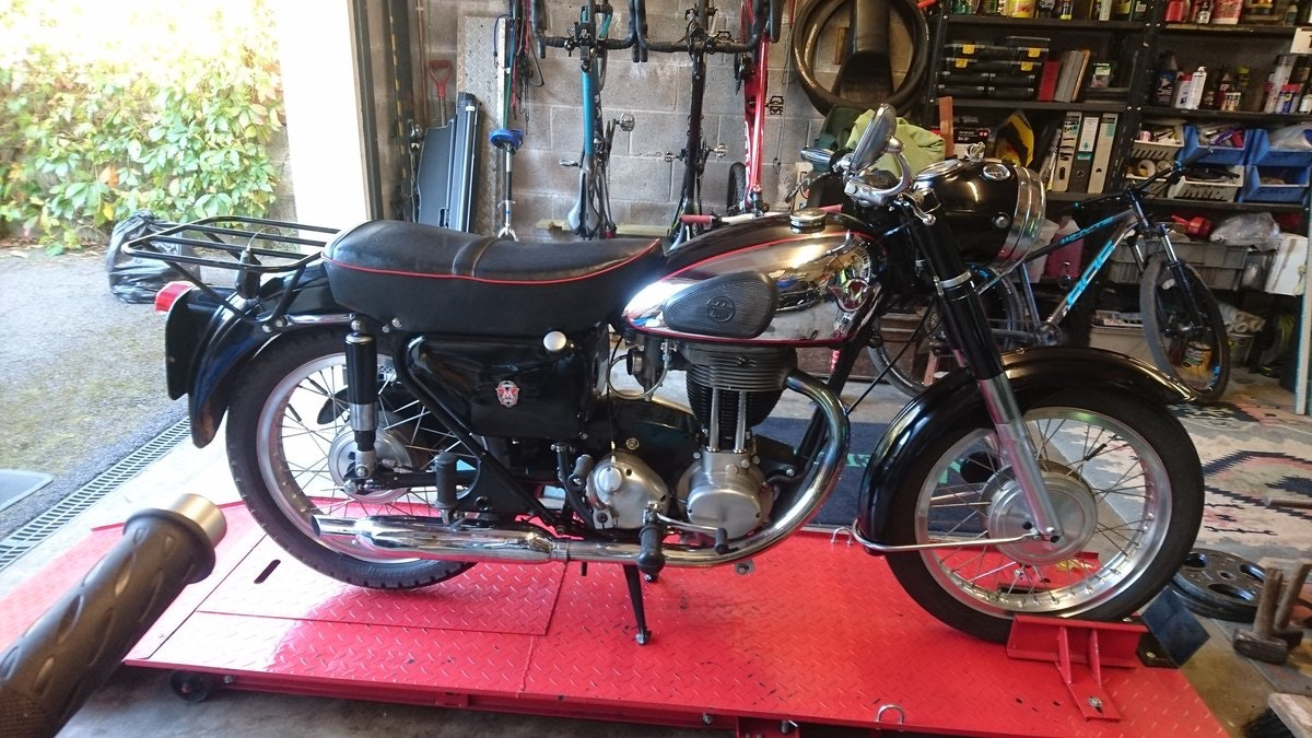1958 Matchless G80S 500cc - Provisionally Sold SOLD (picture 6 of 6)