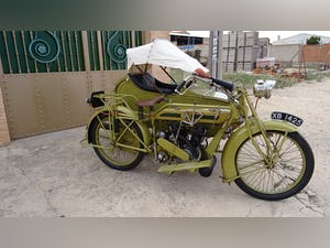 1921 MATCHLESS MODEL H COMBINATION MAG ENGINE 1000 For Sale (picture 7 of 12)