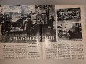 1921 MATCHLESS MODEL H COMBINATION MAG ENGINE 1000 For Sale (picture 10 of 12)