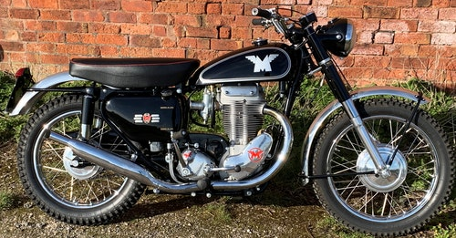 Picture of 1959 Matchless G80CS, beautiful 500cc with V5C For Sale