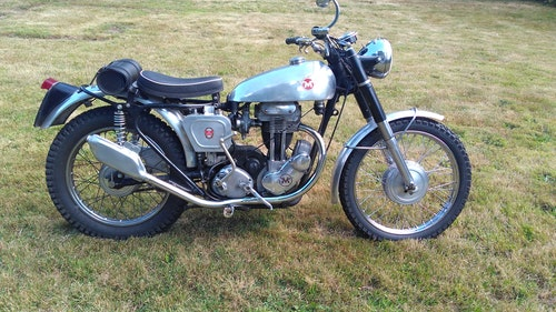 Picture of 1956 Matchless G3 Trials For Sale