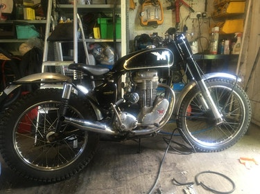 Picture of 1959 Pykett matchless trials competition For Sale