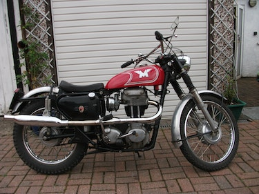Picture of 1961 Matchless 500 cc Trials For Sale