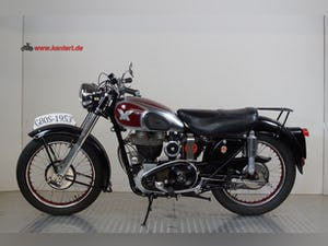 1953 Matchless 500 Type G 80 S 500 cc, 23 hp For Sale (picture 1 of 12)