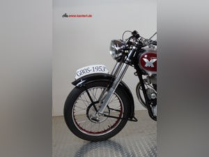 1953 Matchless 500 Type G 80 S 500 cc, 23 hp For Sale (picture 2 of 12)