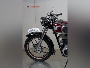 1953 Matchless 500 Type G 80 S 500 cc, 23 hp For Sale (picture 3 of 12)