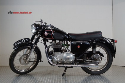 Picture of 1961 Matchless 650 Type G 12, 646 cc, 35 hp For Sale