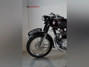 1961 Matchless 650 Type G 12, 646 cc, 35 hp For Sale (picture 3 of 12)