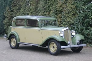 Picture of Mathis EMY4S Sedan, 1934, LHD SOLD