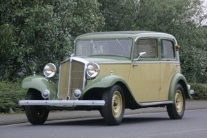 Picture of 1934 Mathis EMY4S Sedan, LHD SOLD