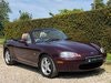 Picture of 2000 Mazda MX-5 1.8 Icon **6-Speed Gearbox, 2 Owners, Superb!** SOLD