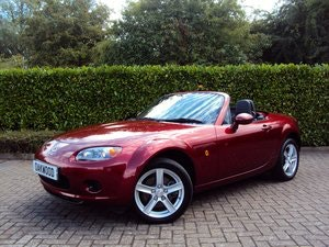 Picture of 2007 An EXCEPTIONAL Low Mileage MX-5 FOLDING HARDTOP - IMMACULATE For Sale