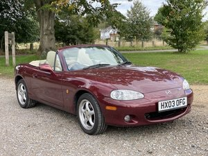 Picture of 2003 Mazda MX5 Montana Limited Edition - 43,345 miles SOLD