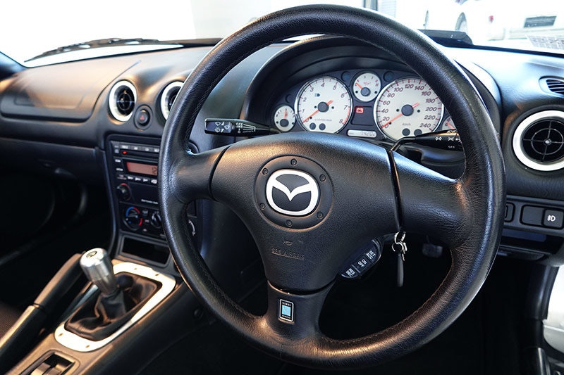 2001 1 of 100 MX-5 SP built for Australia, turbo charged, low kms SOLD (picture 6 of 6)