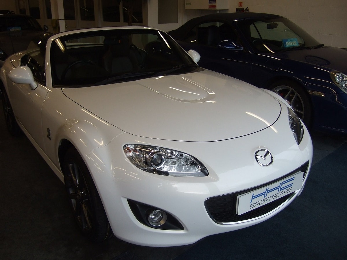 Try an AdVenture! 2012 MX5 Roadster 2.0 Venture Edition For Sale (picture 1 of 6)