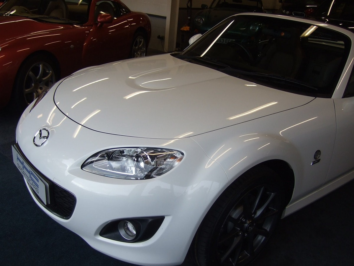 Try an AdVenture! 2012 MX5 Roadster 2.0 Venture Edition For Sale (picture 2 of 6)