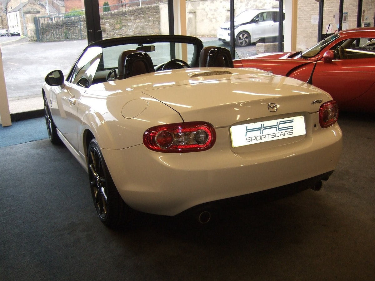 Try an AdVenture! 2012 MX5 Roadster 2.0 Venture Edition For Sale (picture 3 of 6)