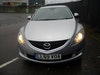 MAZDA 6 HACHBACK 5 DOOR T2 2.2cc DIESEL 6 SPEED MAN NEW MOT
