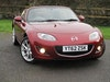 Exceptional low mileage MX5 Sport Tech. MX5 SPECIALISTS