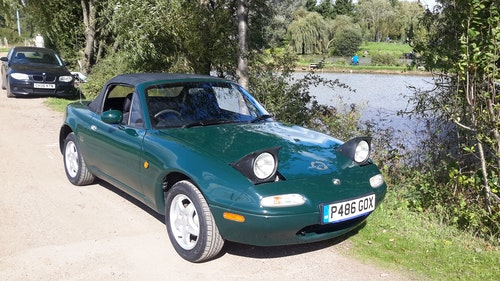Picture of 1997 MAZDA MX5 MK1 1.6 MONZA UK CAR 71000 MILES PX WELCOME For Sale