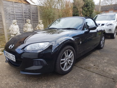 Picture of 2013 Mazda MX5 SE with just 26000 miles For Sale