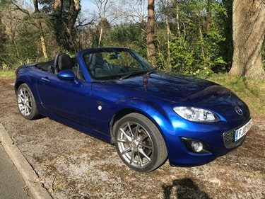 Picture of 2010 Mazda MX5 20th Anniversary, 65k For Sale