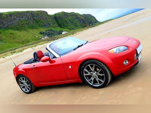 2005 MK3 MX-5 2.0L Launch Edition BBR NC Super 200 For Sale (picture 1 of 12)