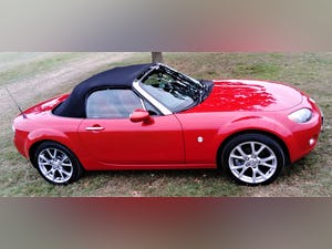 2005 MK3 MX-5 2.0L Launch Edition BBR NC Super 200 For Sale (picture 2 of 12)