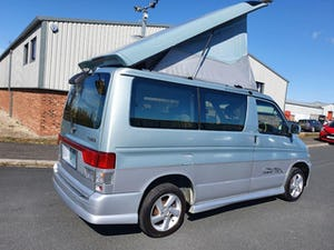 2003 Mazda Bongo Lift Up Roof - 8 Seats MPV Camper Day Van For Sale (picture 2 of 12)