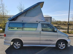 2003 Mazda Bongo Lift Up Roof - 8 Seats MPV Camper Day Van For Sale (picture 3 of 12)