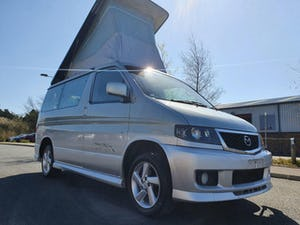 2003 Mazda Bongo Lift Up Roof - 8 Seats MPV Camper Day Van For Sale (picture 4 of 12)