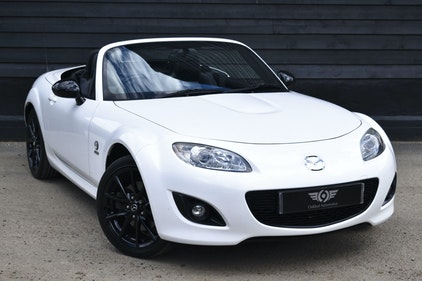 Picture of 2011 Mazda MX5 2.0i Sport Black Edition 1 Owner+FSH+RAC Approved For Sale