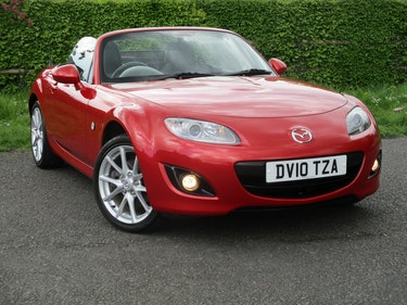 Picture of 2010 Exceptional low mileage MX5 1.8 Miyako. MX5 SPECIALISTS For Sale