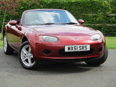 Picture of 2007 Exceptional 1 Owner MX5 1.8 SE. MX5 SPECIALISTS For Sale