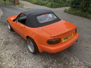 1997 Mazda Mx5 1.8is solid no welding no rust For Sale (picture 8 of 12)