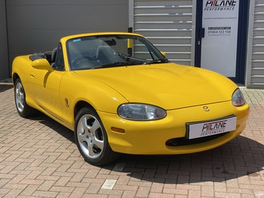 Picture of 2000 Mazda MX5 California | 22,750 Miles | 14 Service Stamps For Sale