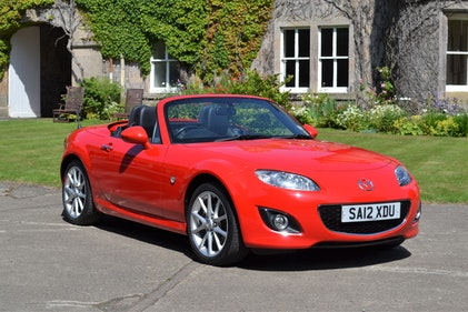 Picture of 2012 Mazda MX-5 2.0i Sport Tech For Sale by Auction